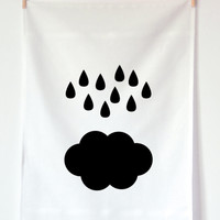 Tea Towel - Cloud