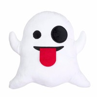 35CM Ghost Shape Snapchat Plush Pillow Soft Stuffed Toys