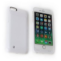 TopCell4U- For Apple iPhone 6 4.7 inch Charging Case 3200mAh - White