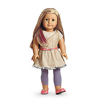 American Girl® Clothing: Isabelle's Metallic Dress