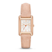 FOSSIL Florence Rose Gold Stainless Steel Watch