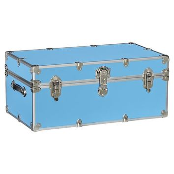Dorm Sticker Trunk, Light Blue