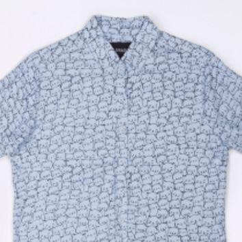 The Ultimate WF S/S Button Up