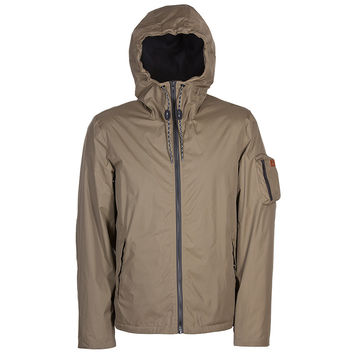 Weekend Offender Kongur Rain Jacket - Army