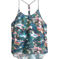 H&M - Airy Tank Top -
