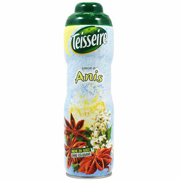 Teisseire French Anise Syrup 20 oz