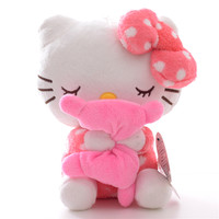 Hello Kitty Sleeping Plush Doll Japan