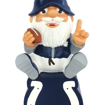 Fansedge Indianapolis Colts Gnome On Team Logo