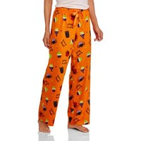 Halloween Women's Minky Sleep Pants (Sizes S-3X) - Walmart.com