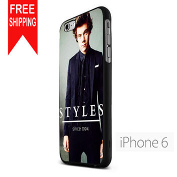 Harry Styless Since One Direction TMN iPhone 6 Case