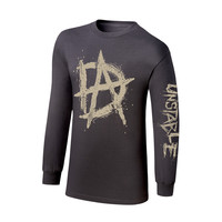 "Dean Ambrose ""Unstable"" Youth Long Sleeve T-Shirt"
