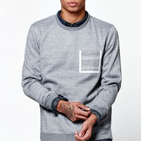 Zino Crew Neck Sweatshirt