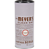 Mrs. Meyer's Surface Scrub - Lavender - 11 oz