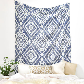 Holli Zollinger Shakami Denim Tapestry