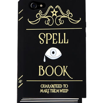 Spell Book 3D iPhone 7 Case