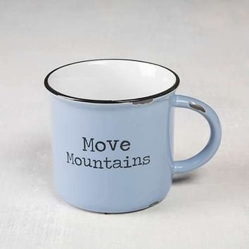 Move Mountains Camp Mug
