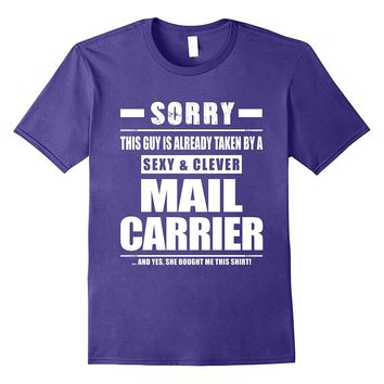 Okayest Mail Carrier Shirt Tshirt Gift Tee Valentines Day