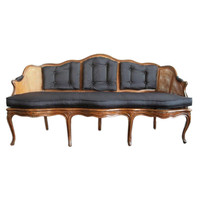 1STDIBS.COM - Metropolis Modern - Antique French Settee