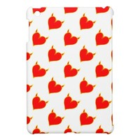 Hearts iPad Mini Case