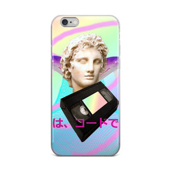 VHS Vaporwave iPhone 6/6s 6 Plus/6s Plus Case