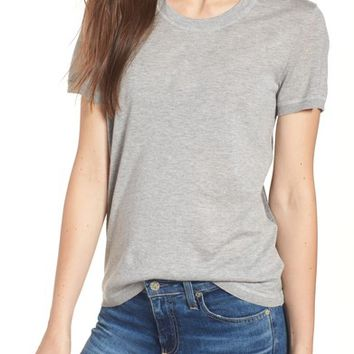 James Perse Cotton & Cashmere Tee | Nordstrom