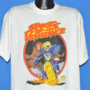 90s Ghost Rider Spirits of Vengeance t-shirt Extra Large