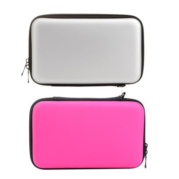 Portable 2 Colors EVA Skin Carry Hard Case Bag Pouch XL LL Travel Case Cover for Nintendo 3DS XL LL Game Hard Disk Box