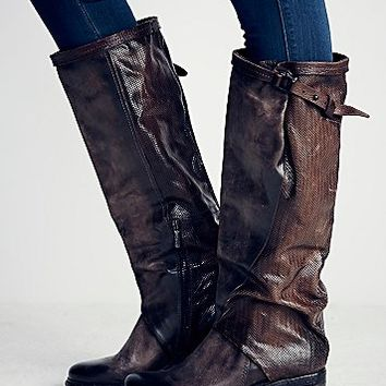 A.S.98 Womens Unsanctioned Tall Boot