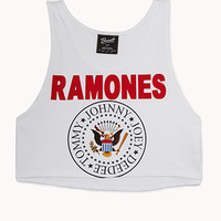 Throwback Ramones Muscle Tee
