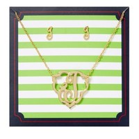 Monogrammed Gifts for Women - Initial Here Monogram Gift Box | C. Wonder