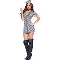 Walmart: Miss Behaved Adult Halloween Costume