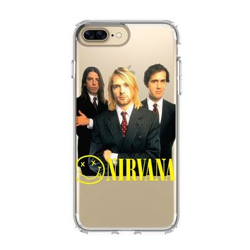 NIRVANA 1 iPhone and Samsung Galaxy Clear Case