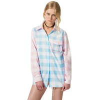 PASTEL PLAID shirt - LOCAL HEROES