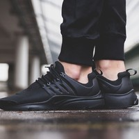 "Air Presto ""Triple Black"""
