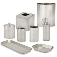 Nomad Stainless Steel Bathroom Accessories