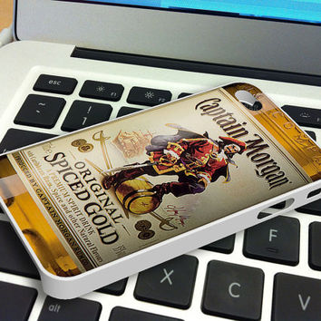 Captain Morgan Original Spiced Rum iPhone 4 iPhone 4S Case