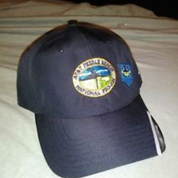 Rare: 2015 AT&T Pebble Beach National Pro-Am Hat. Unisex