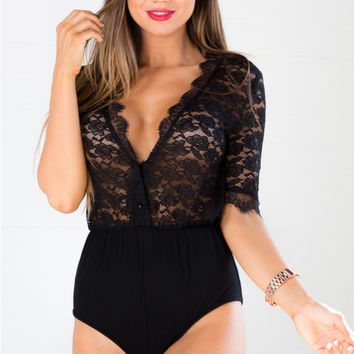 Cocktails Anyone Bodysuit