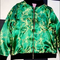 SWEET LORD O'MIGHTY! YANZI BOMBER JACKET