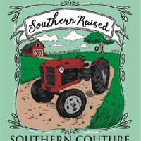 Southern Couture Southern Raised Tee