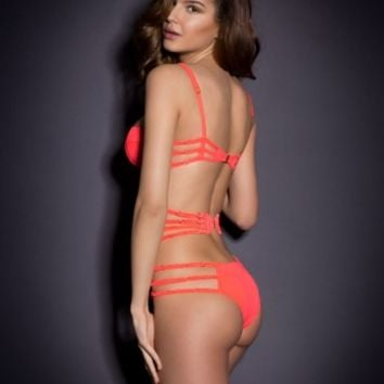 View All Swimwear by Agent Provocateur - Montana Swimsuit