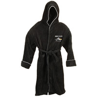 Pink Floyd Men's  Dark Side Bath Robe Black Rockabilia