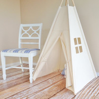 Itty Bitty Prop Play Tent Teepee Playhouse