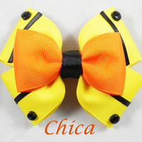 Chica Hair Bow ( FNAF )