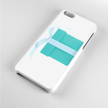 Color Branding Tiffany Blue Box Big iPhone 5c Case