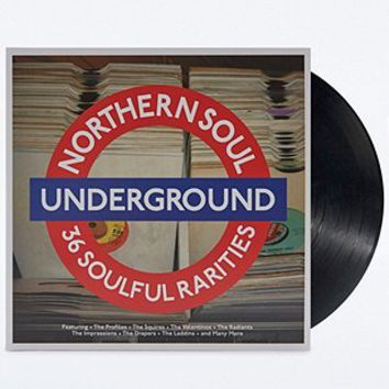 Northern Soul Underground: 36 Soulful Rarities Vinyl Record - Urban Outfitters