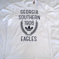 GSU Georgia Southern University Short Sleeve T Shirt Size L