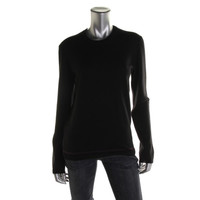 Gucci Womens Wool Long Sleeves Pullover Sweater