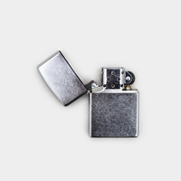 Zippo Lighter - 1941 Replica Brushed Chrome