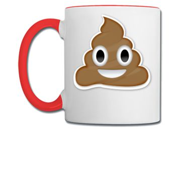 emojie shit - Coffee/Tea Mug